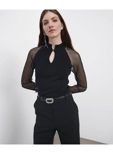 Ipekyol Pantolon Siyah